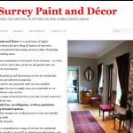 I J Surrey Paint & Decor