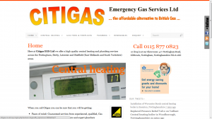 Citigas EGS Ltd